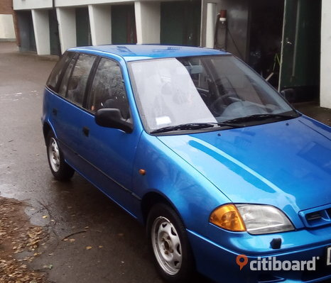 suzuki swift 1,3 Gxi