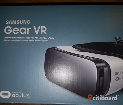 Samsung Galaxy gear VR glasögon