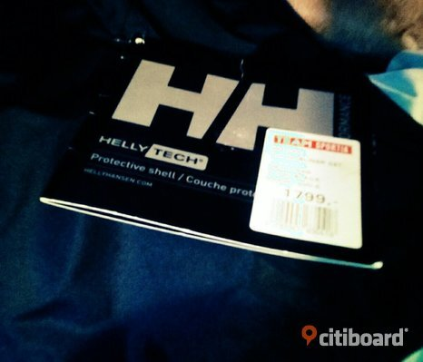 HELLY HANSEN  vindjacka