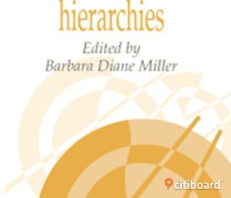 Sex and gender hierarchies edited by Barbara Diane Miller