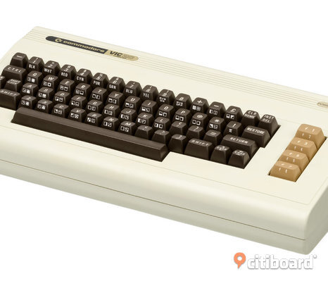 Sökes: Commodore VIC-20