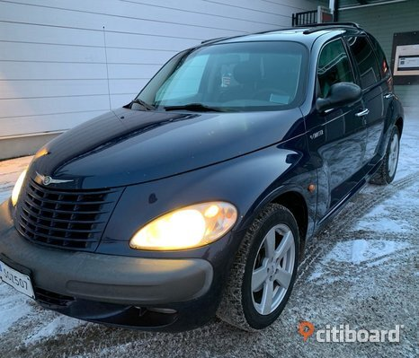 Chrysler PT Cruiser 1.6 Automat 141hk
