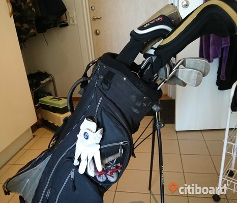 Golf set. cobra, wizard ram, Pre loved L2L