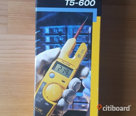 Fluke electrical tester t5-600