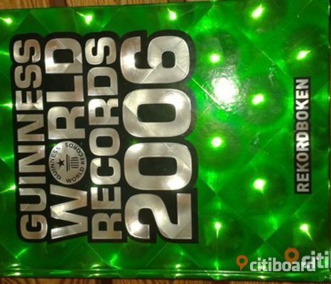 guinness worlds records 2006