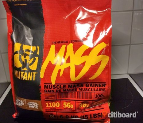 Mutant Mass Gainer (viktökning)