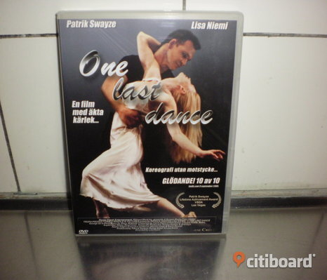 DVD -film One Last Dance