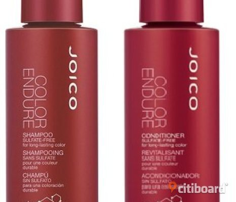 NYTT Joico Color Endure Shampoo+Conditioner travel kit