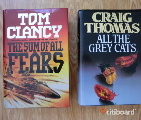 Tom Clancy & Craig Thomas