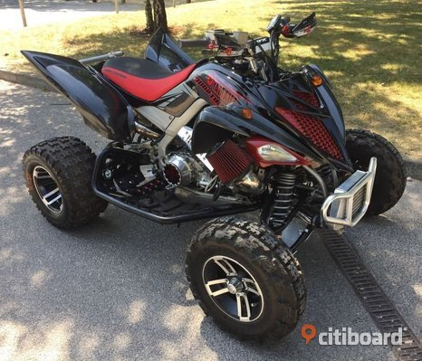 Yamaha Raptor 700R Turbo 2015