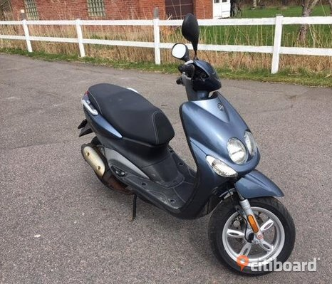 Köpes moped klass 2