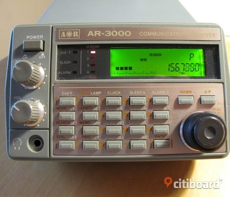 #### AOR AR-3000 MINT CONDITION ####