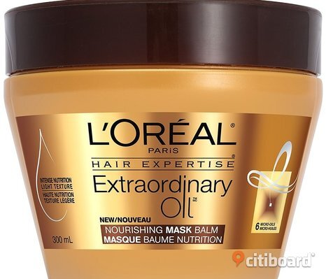 LOREAL PARIS ELVITAL EXTRAORDINARY OIL MASK