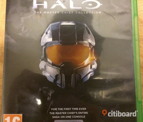 Xbox One Halo: Master Chief Collection (beg)
