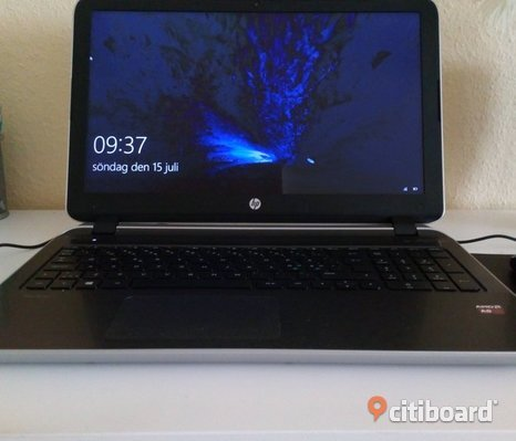 HP PAVILLION 15 NOTEBOOK