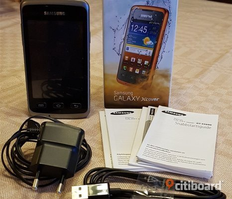 Samsung galaxy xcover GT-S5690