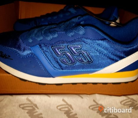 TOWNZ SHOES BLUE
