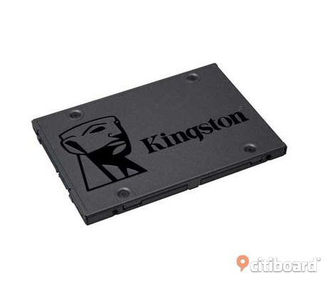 "SSD Kingston A400 120GB 2.5"" SATA"