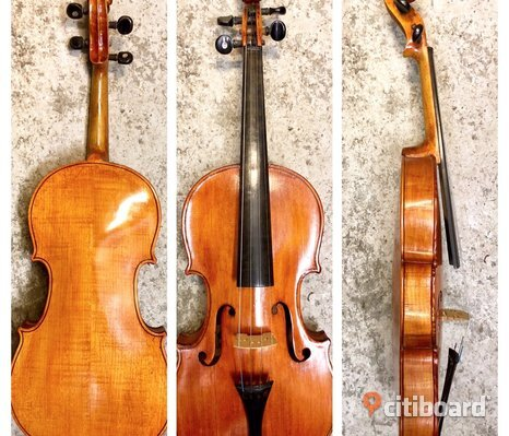 Fiol violin antik