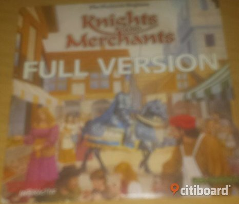 Cd rom knishts merehhants full version