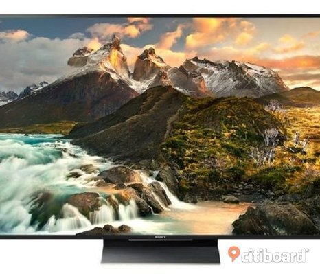 SONY KD-65 XD 9305 4K Ultra-HD 3D HDR Smart-TV Wlan ny