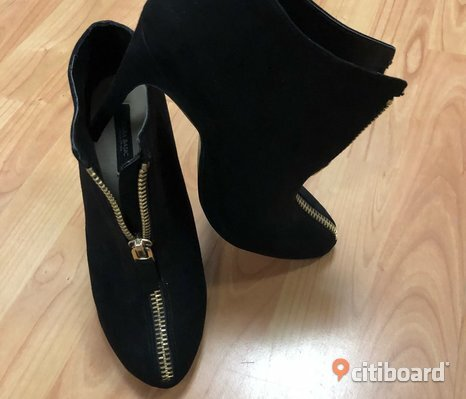 Zara ankle boots stl 38