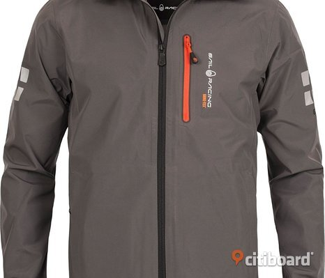 SAIL RACING  str M Gore-Tex Link Hood Jacket Dark Grey
