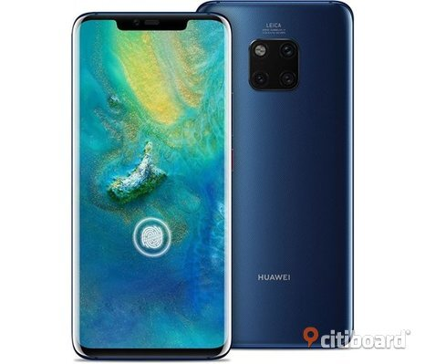 HUAWEI Mate 20 Pro - Dual Sim - In-screen Fingerprint - Twilight