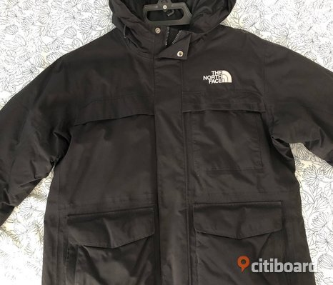 The north face jacka size S