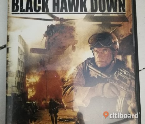 PC spel Delta Force Black Hawk Down
