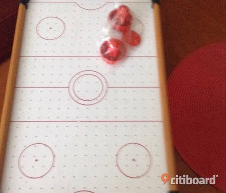Air-hockey bordsmodell