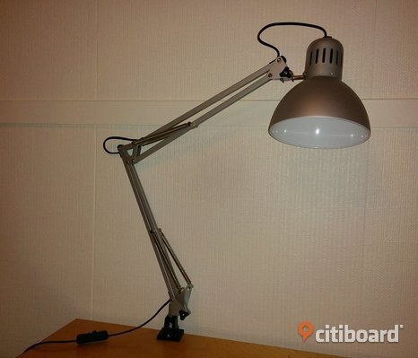 IKEA adjustable desk lamp