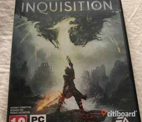 Pc spel - Dragon age inquisition