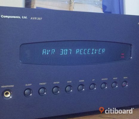 B&K home theater receiver,