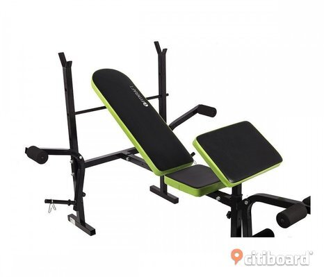 FitKraft Unisex Weight Bench.