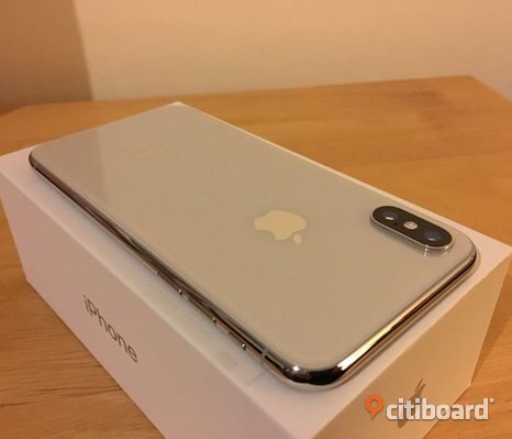 Apple iPhone X SIM GRATIS / UNLOCKED