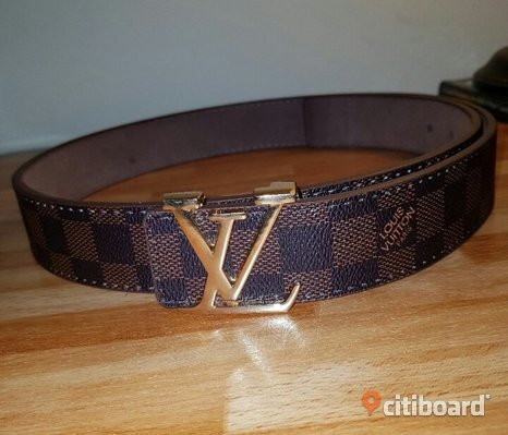 Louis Vuitton bälte