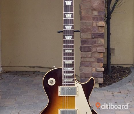 Gibson Les Paul 1958 Reissue Electric Guitar VOS