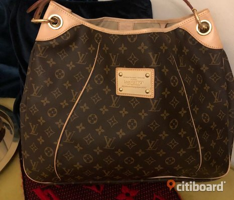Louise vuitton inventure classic stor modell