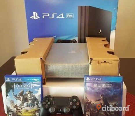Ny Sony Playstation 4 Pro 1TB - Whatsapp: +12153723968
