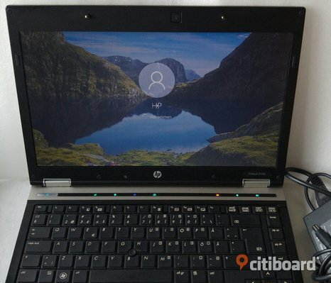 HP EliteBook 8440p Intel i5
