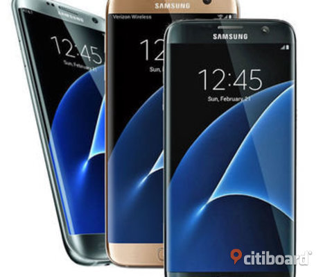 Samsung Galaxy S7 / Edge 32GB Begagnade