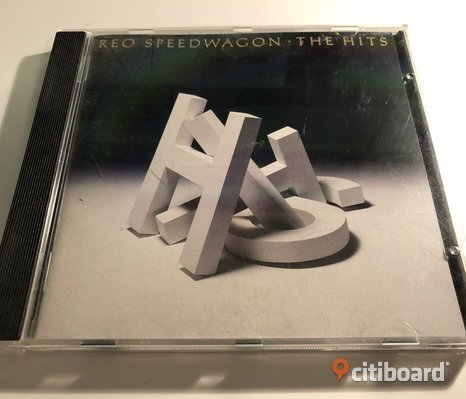CD - REO Speedwagon - The Hits