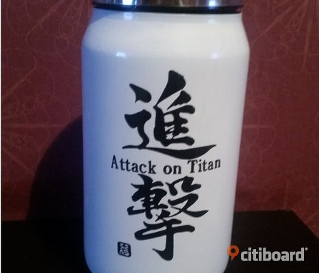Attack On Titan - Thermos