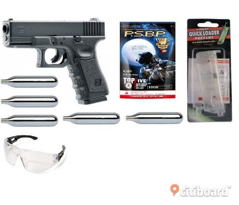 Glock 19 Kit Co2