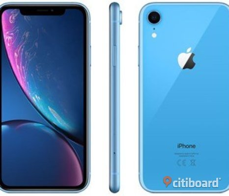 APPLE iPhone XR - 64 GB - Blue