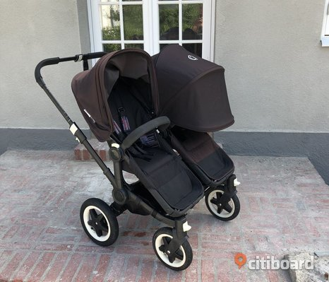 Bugaboo donkey duo 2014 All black