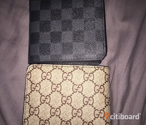 Gucci & Louis Vuitton