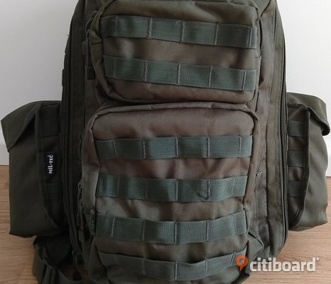Ryggsäck - Mil-Tec Assault Pack 50L