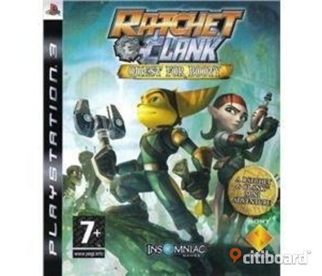 Playstation 3 PS3 Ratchet & Clank